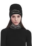 ALEXANDER WANG 'PARTY ANIMAL' BEANIE 围巾 & 帽子 Adult 8_n_r