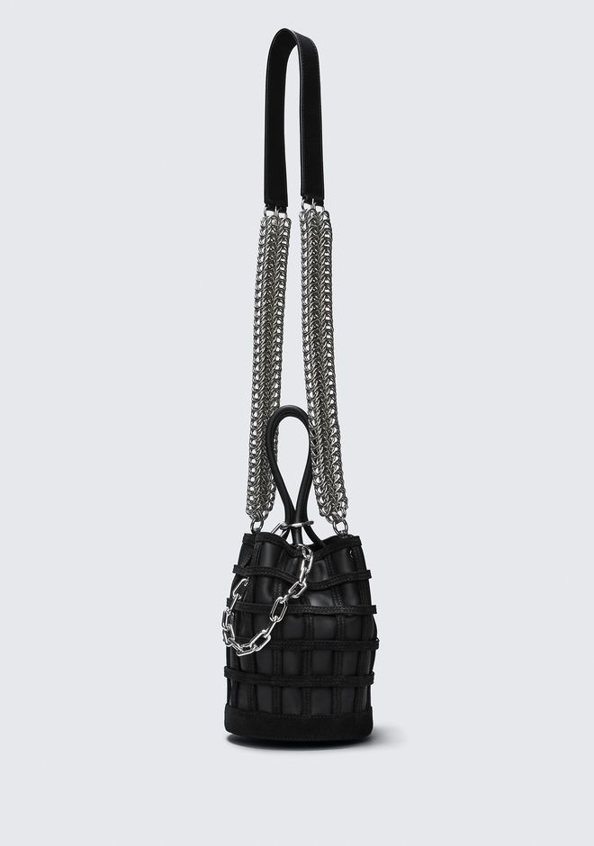 ALEXANDER WANG BOX CHAIN SHOULDER STRAP BELTS & BAG STRAPS Adult 12_n_e