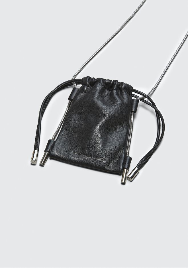 ALEXANDER WANG PARTY ANIMAL NECK POUCH  小皮件 Adult 12_n_d