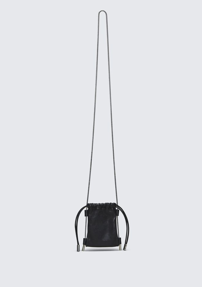 ALEXANDER WANG RYAN NECK POUCH 가죽 소품 Adult 12_n_e