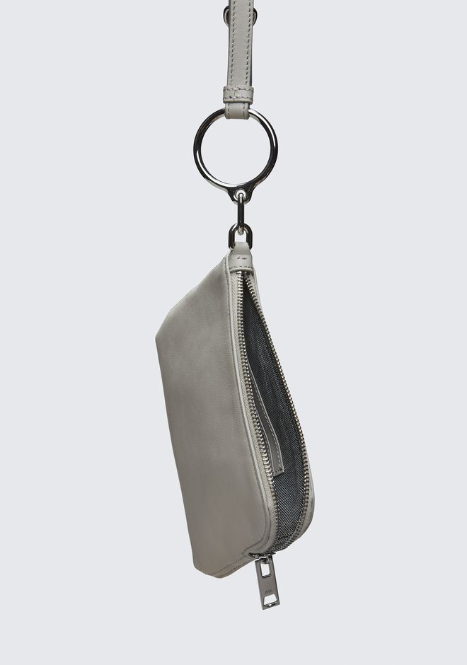 ALEXANDER WANG SMOKE ACE SMALL WRISTLET  レザーグッズ Adult 12_n_d
