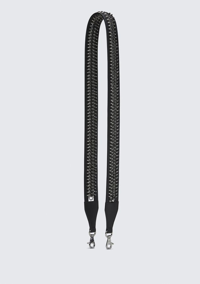 ALEXANDER WANG slccfww BOX CHAIN SHOULDER STRAP