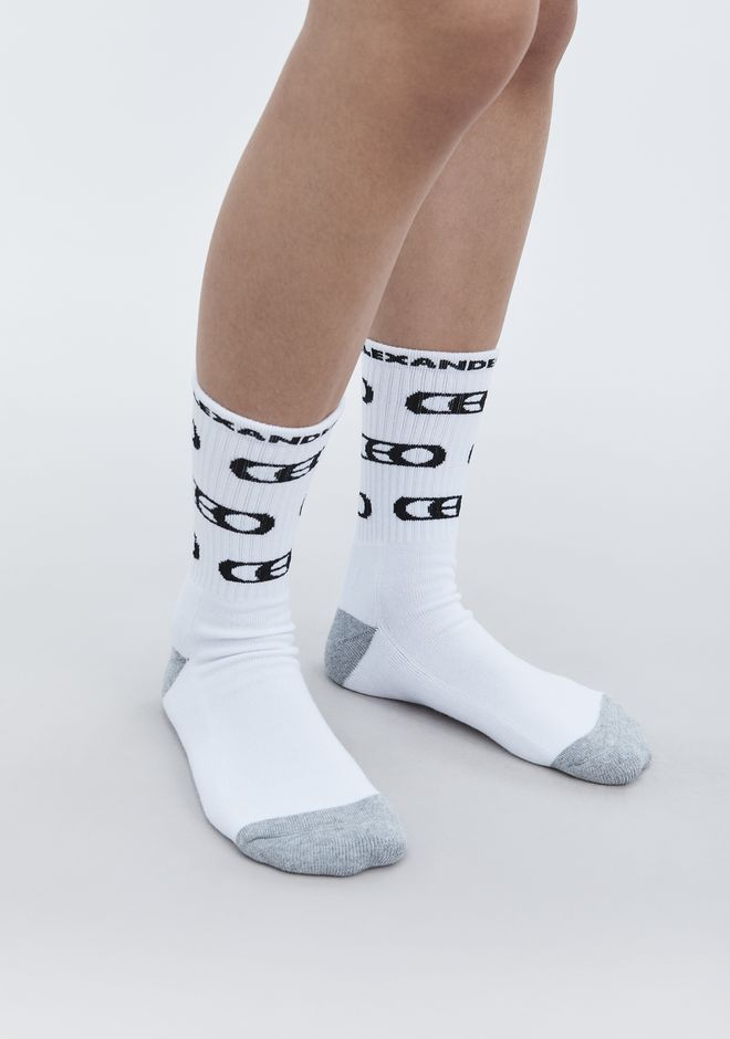 ALEXANDER WANG CEO SOCKS Accessories Adult 12_n_r