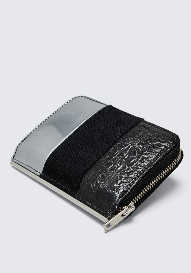 ALEXANDER WANG DIME COMPACT ZIP WALLET  Wallets Adult 12_n_e