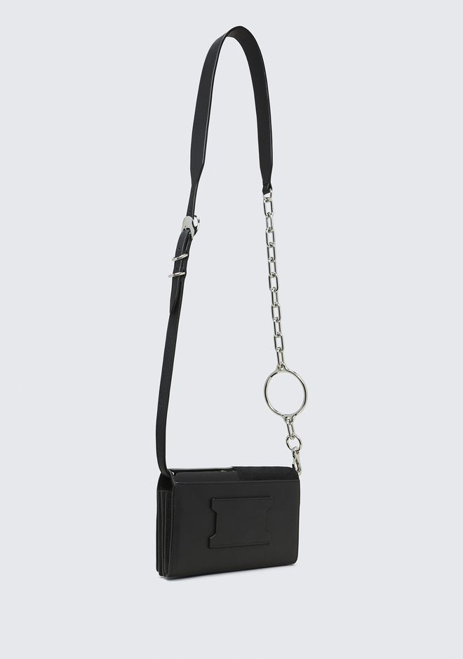 ALEXANDER WANG ACE BIKER PURSE 가죽 소품 Adult 12_n_a