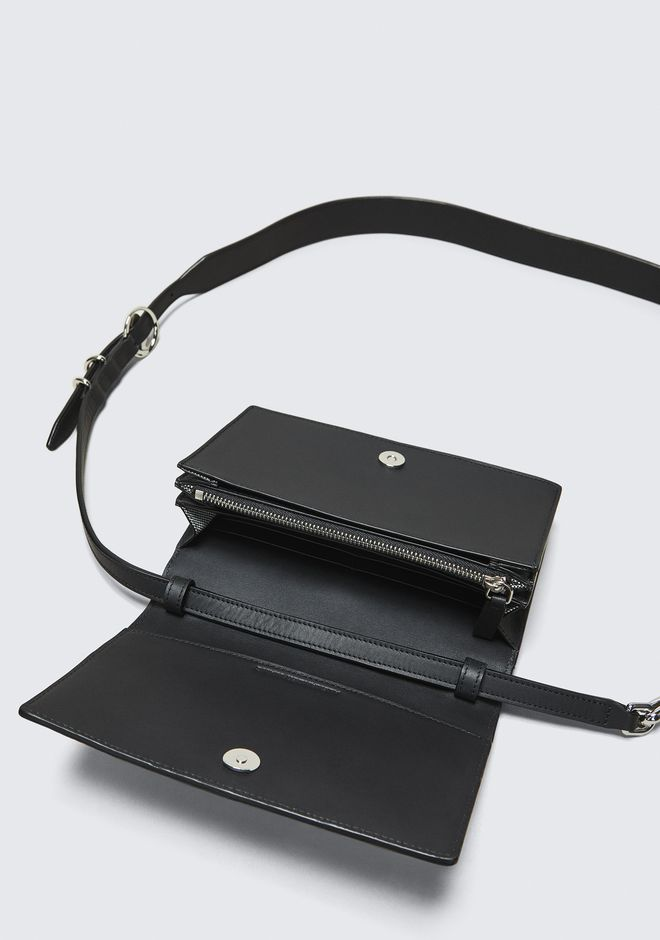 ALEXANDER WANG ACE BIKER PURSE 가죽 소품 Adult 12_n_d