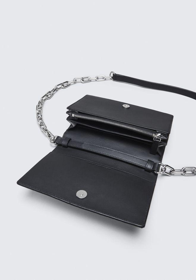 ALEXANDER WANG ATTICA RHINESTONE BIKER PURSE  Wallet Adult 12_n_e