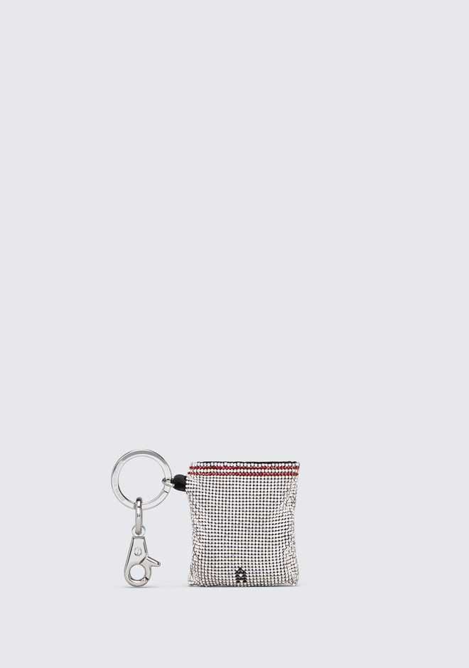 ALEXANDER WANG SMALL LEATHER GOODS Women WANGLOC KEYCHAIN