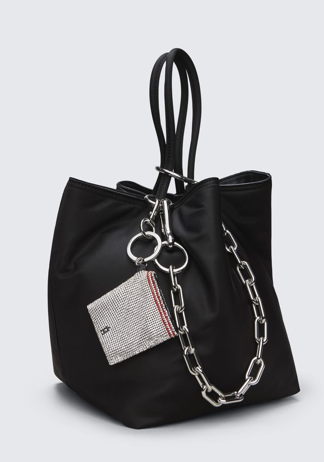 ALEXANDER WANG WANGLOC KEYCHAIN Accessories Adult 12_n_r