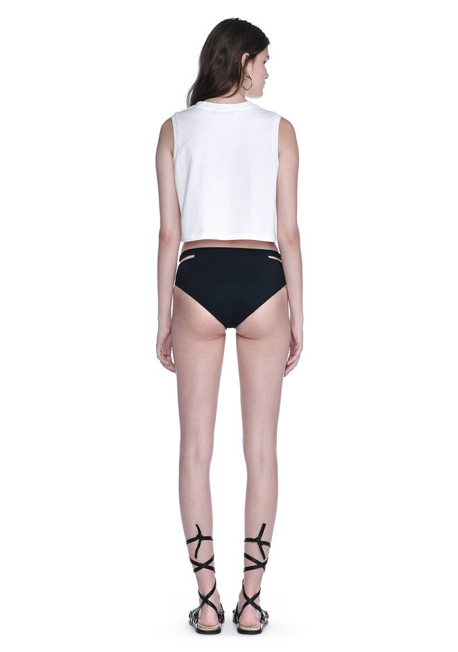 ALEXANDER WANG FISH LINE SWIMSUIT BOTTOM Swimwear Adult 12_n_r