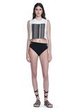 ALEXANDER WANG FISH LINE SWIMSUIT BOTTOM Swimwear Adult 8_n_f