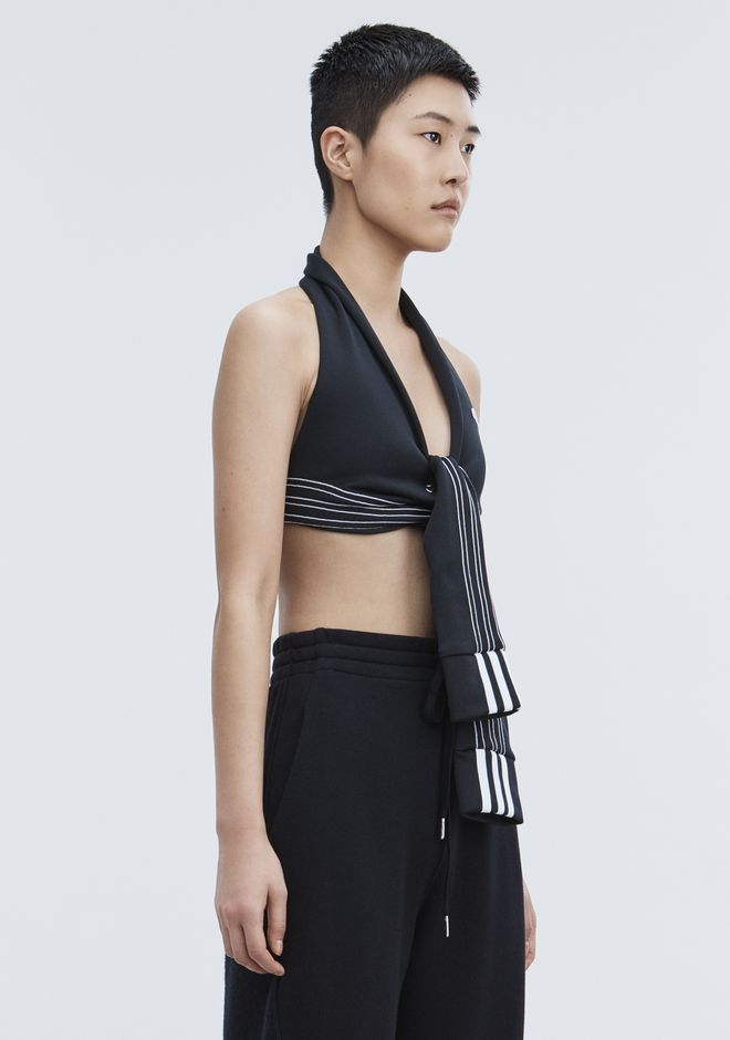 ALEXANDER WANG ADIDAS ORIGINALS BY AW BRA TOP Adult 12_n_a