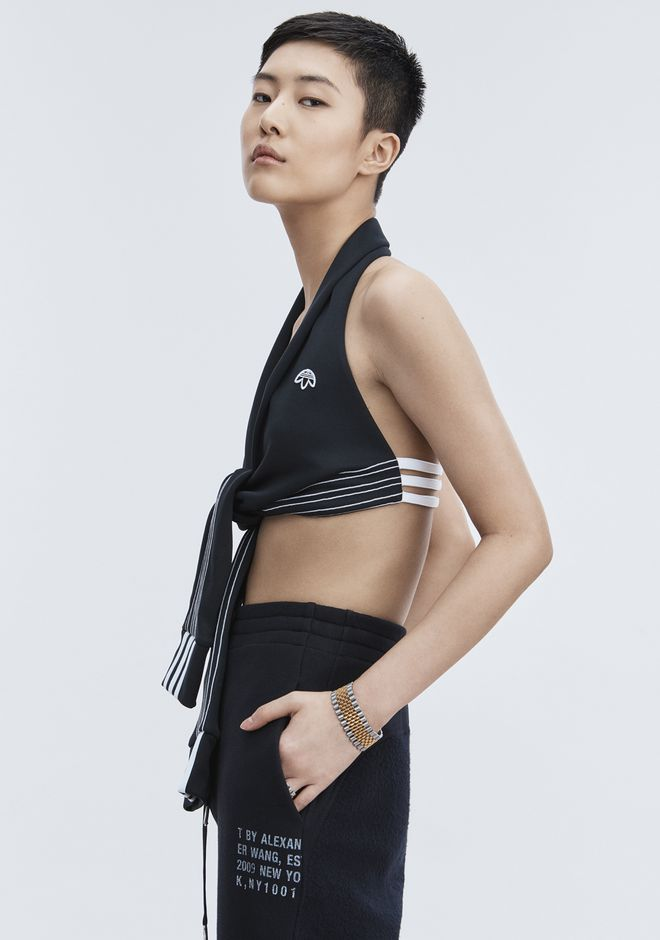 ALEXANDER WANG ADIDAS ORIGINALS BY AW BRA TOP Adult 12_n_d