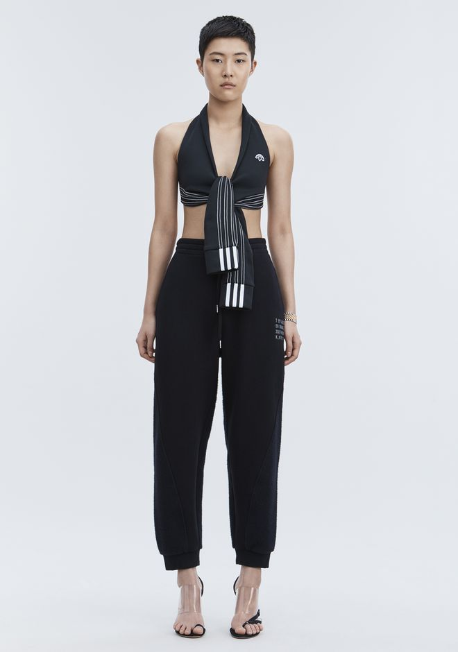 ALEXANDER WANG ADIDAS ORIGINALS BY AW BRA TOP Adult 12_n_f