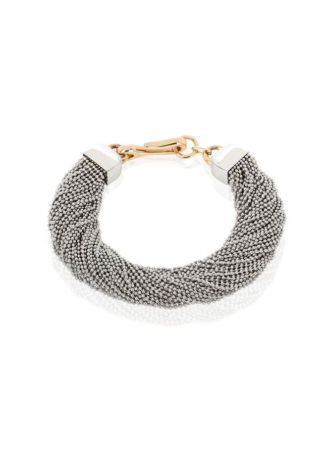 products large durable necklace finish chain ball color extra dragonweave jewelry grande steel gunmetal with protect colo