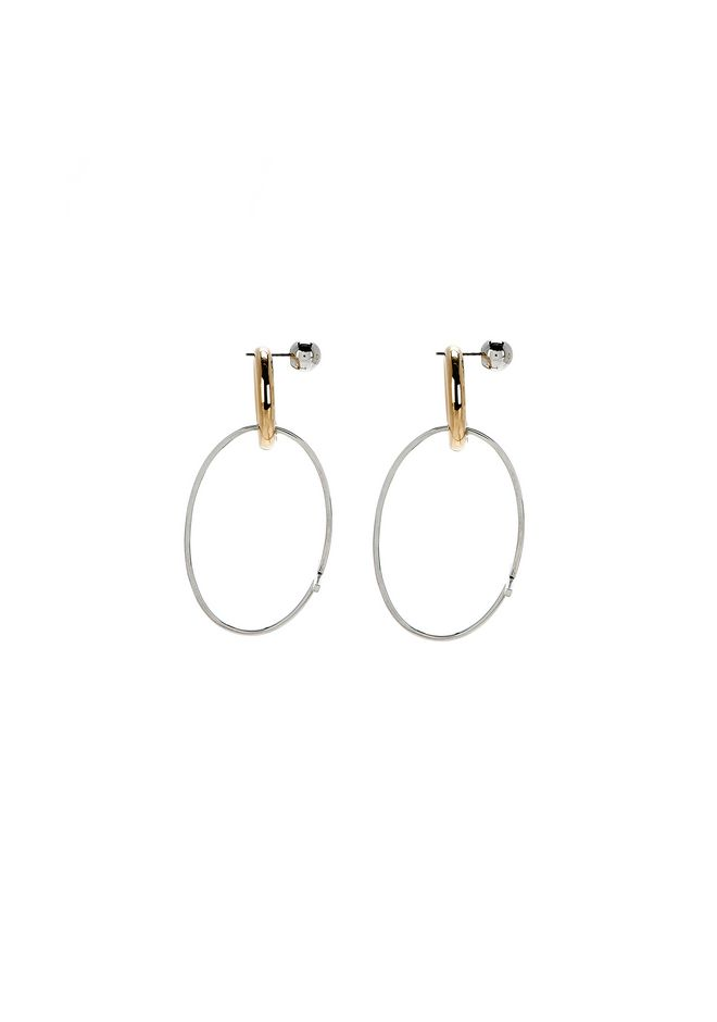 ALEXANDER WANG CROSS EARRINGS Jewellery Adult 12_n_e