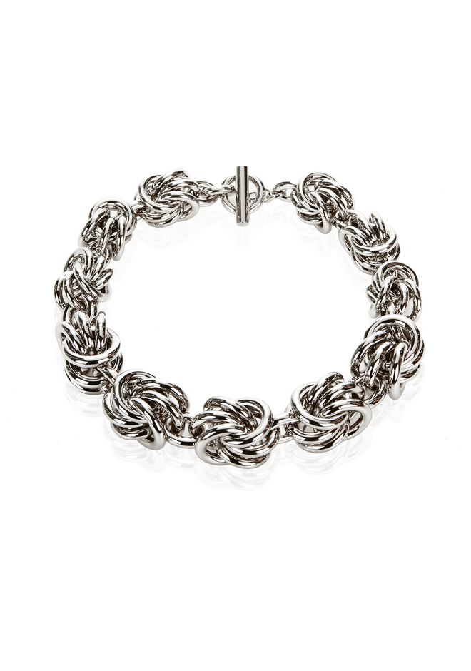 ALEXANDER WANG jewelry KNOT NECKLACE