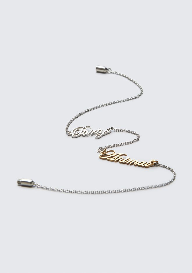ALEXANDER WANG PARTY ANIMAL NECKLACE Jewellery Adult 12_n_r