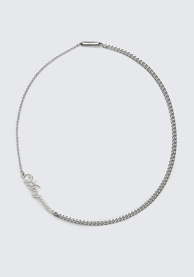 ALEXANDER WANG exclusives WANGOVER NECKLACE