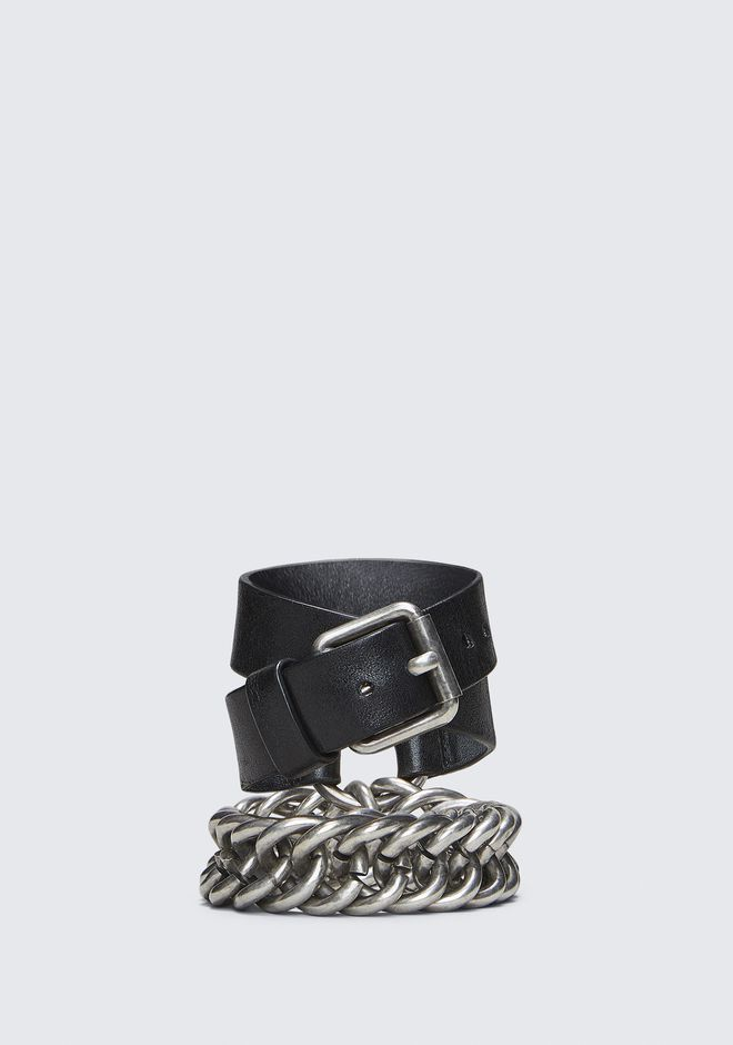 ALEXANDER WANG jewelry DOUBLE WRAP CHAIN BRACELET