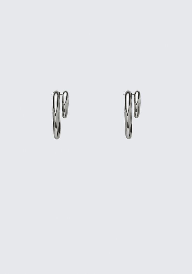 ALEXANDER WANG DOUBLE O-RING EARRINGS Jewelry Adult 12_n_r