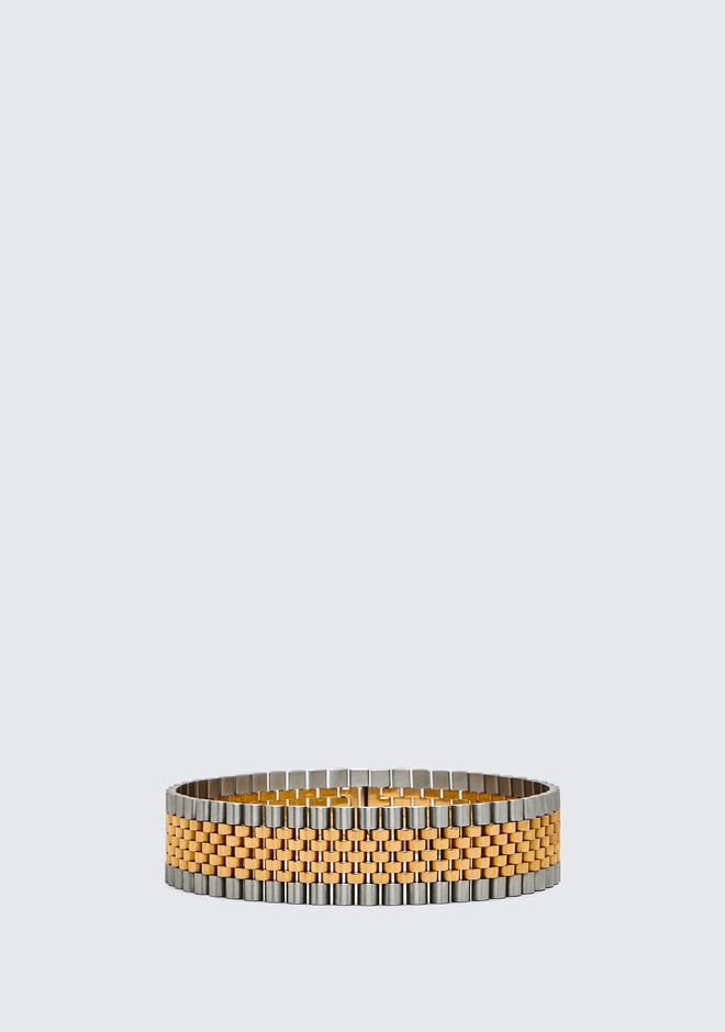 ALEXANDER WANG nwrrvlsc WATCH BAND CHOKER