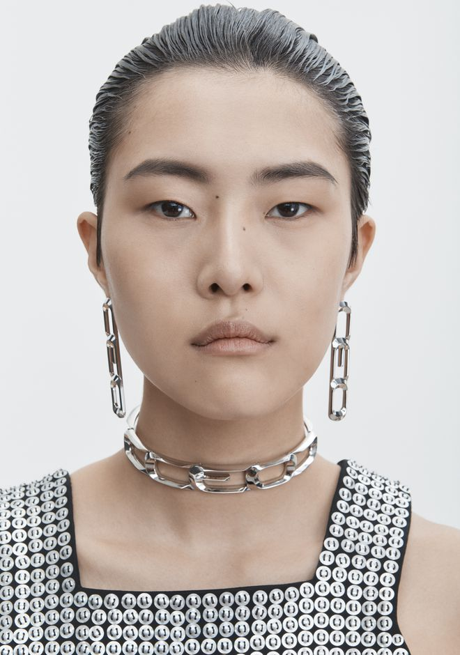 ALEXANDER WANG CEO CHOKER Jewelry Adult 12_n_r