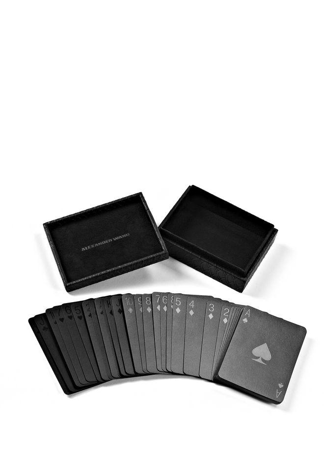 ALEXANDER WANG  PLAYING CARD Adult 12_n_f