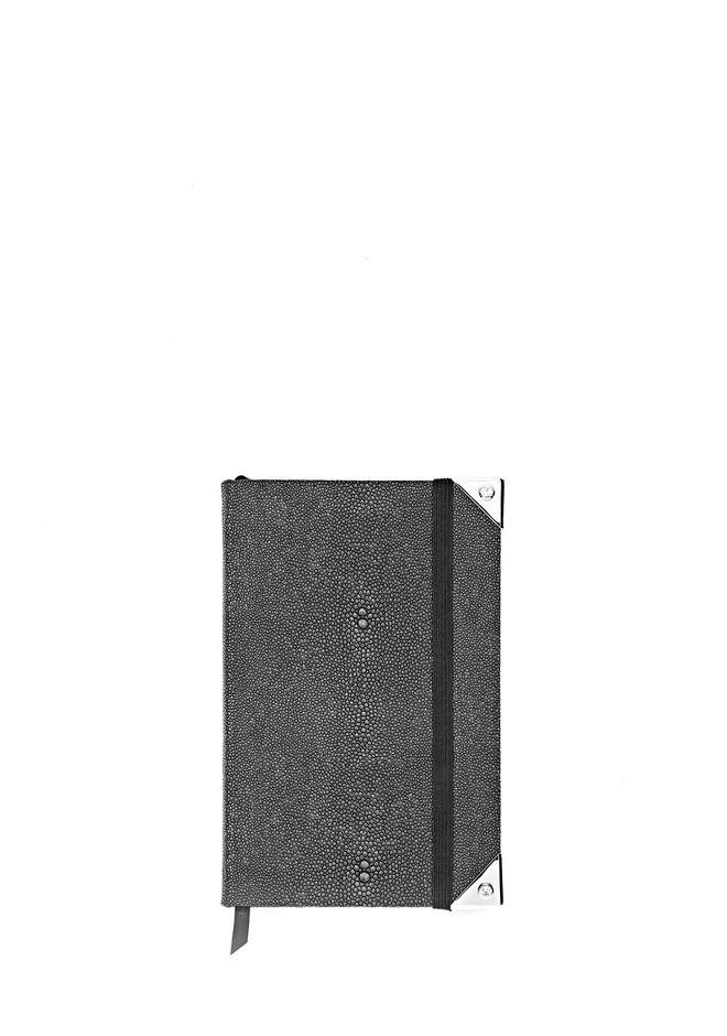 ALEXANDER WANG STINGRAY EMBOSSED NOTEBOOK NOTEBOOK Adult 12_n_f
