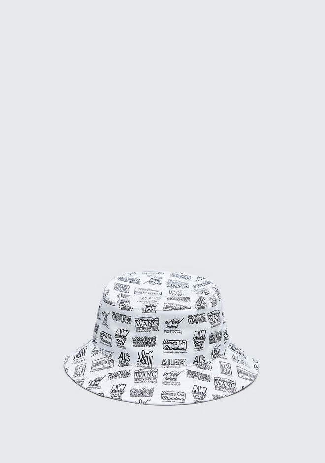 ALEXANDER WANG SOUVENIR BUCKET HAT Accessories Adult 12_n_d