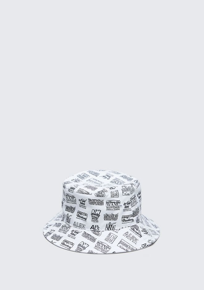 ALEXANDER WANG SOUVENIR BUCKET HAT Accessories Adult 12_n_f