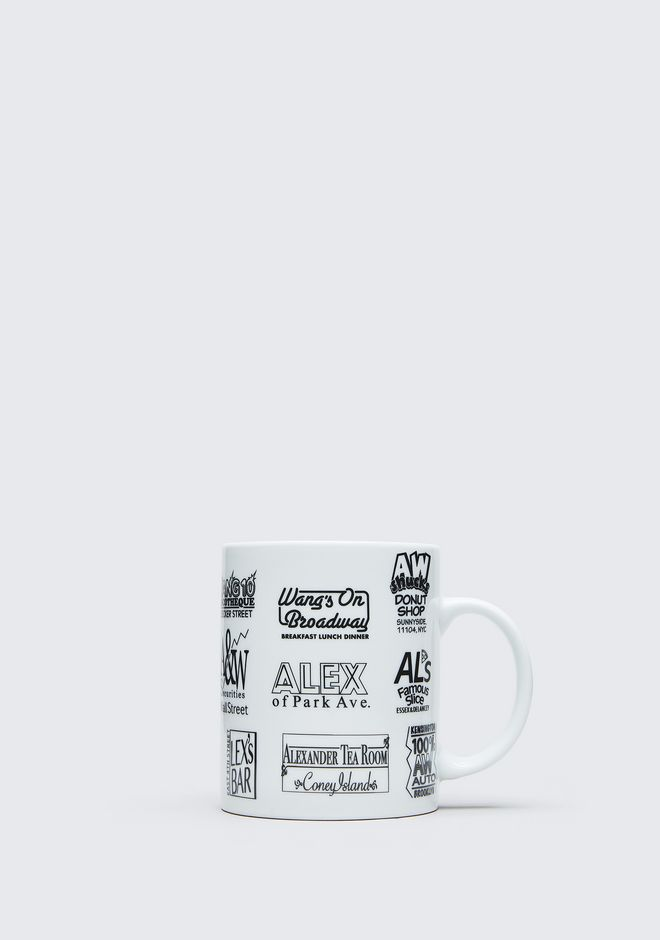 ALEXANDER WANG accessories SOUVENIR MUG