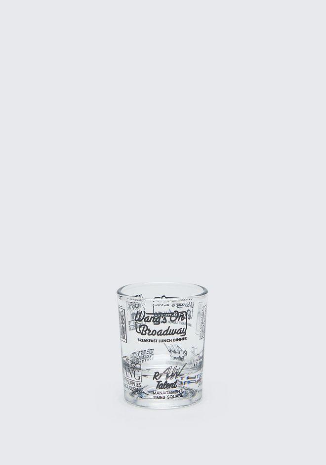ALEXANDER WANG souvenir SOUVENIR SHOT GLASS