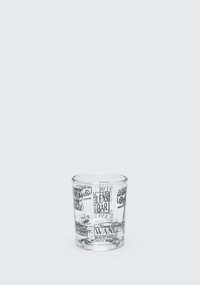 ALEXANDER WANG SOUVENIR SHOT GLASS Accessories Adult 12_n_d