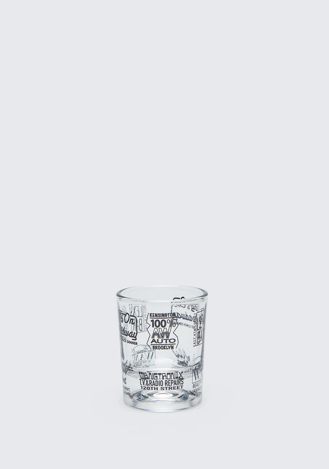 ALEXANDER WANG SOUVENIR SHOT GLASS Accessories Adult 12_n_e