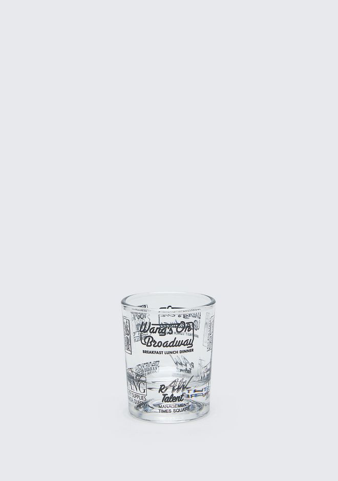 ALEXANDER WANG SOUVENIR SHOT GLASS Accessories Adult 12_n_f
