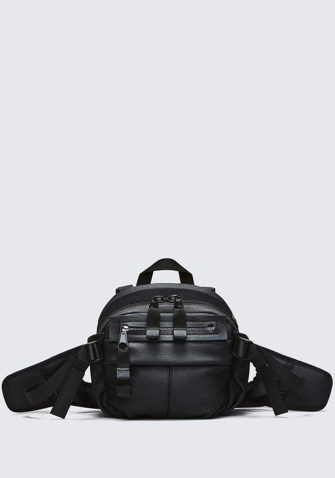 ALEXANDER WANG DUFFLE BAGS EZRA CROSSBODY HIKE BAG