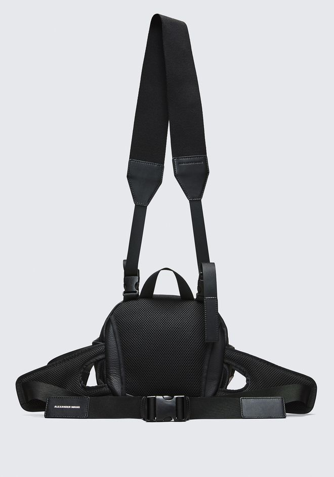 ALEXANDER WANG EZRA CROSSBODY HIKE BAG  DUFFLE BAG Adult 12_n_d
