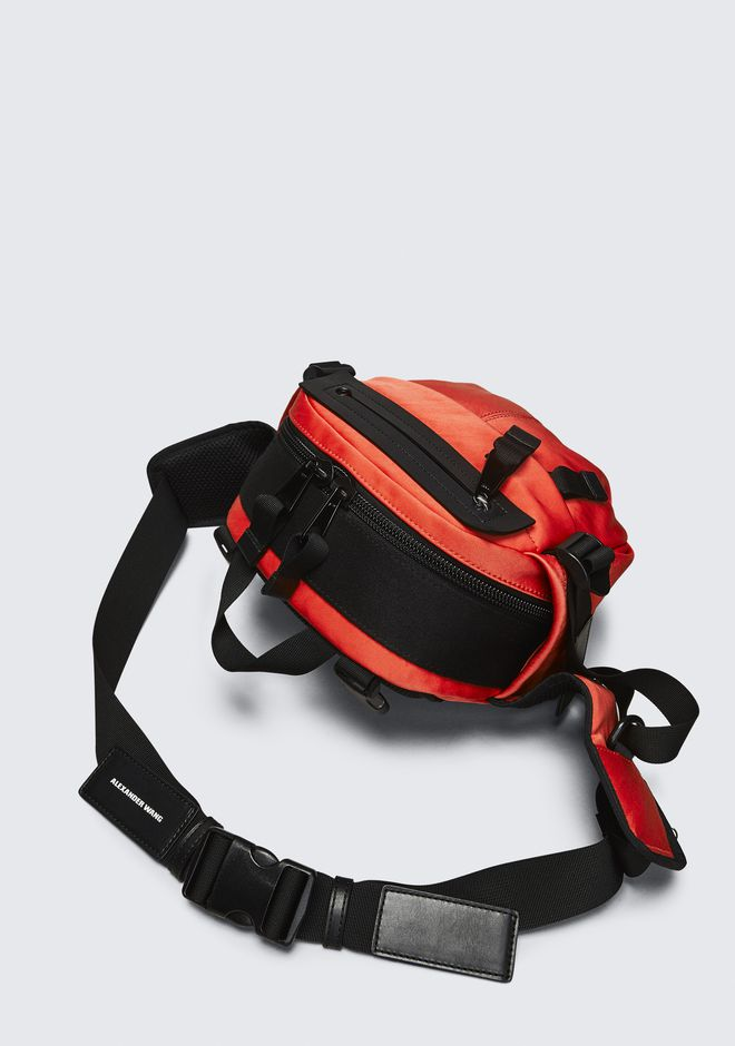 ALEXANDER WANG EZRA CROSSBODY HIKE BAG ダッフルバッグ Adult 12_n_e