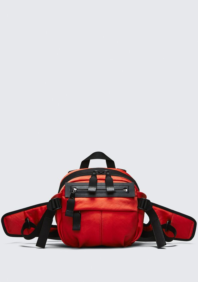 ALEXANDER WANG EZRA CROSSBODY HIKE BAG DUFFLE BAG Adult 12_n_f