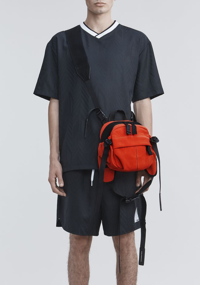 ALEXANDER WANG EZRA CROSSBODY HIKE BAG ダッフルバッグ Adult 12_n_r